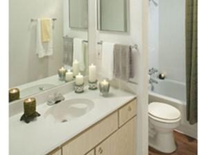 Bathroom at Listing #136531