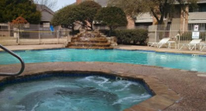 Pool at Listing #217443