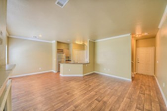 Living/Kitchen at Listing #140899