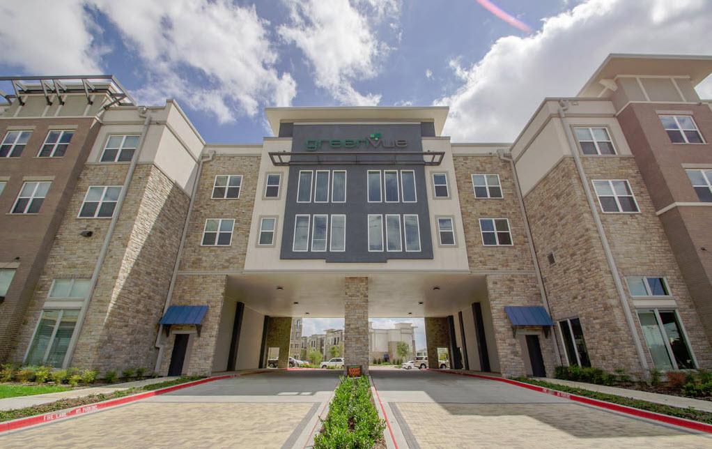 GreenVue Apartments Richardson, TX