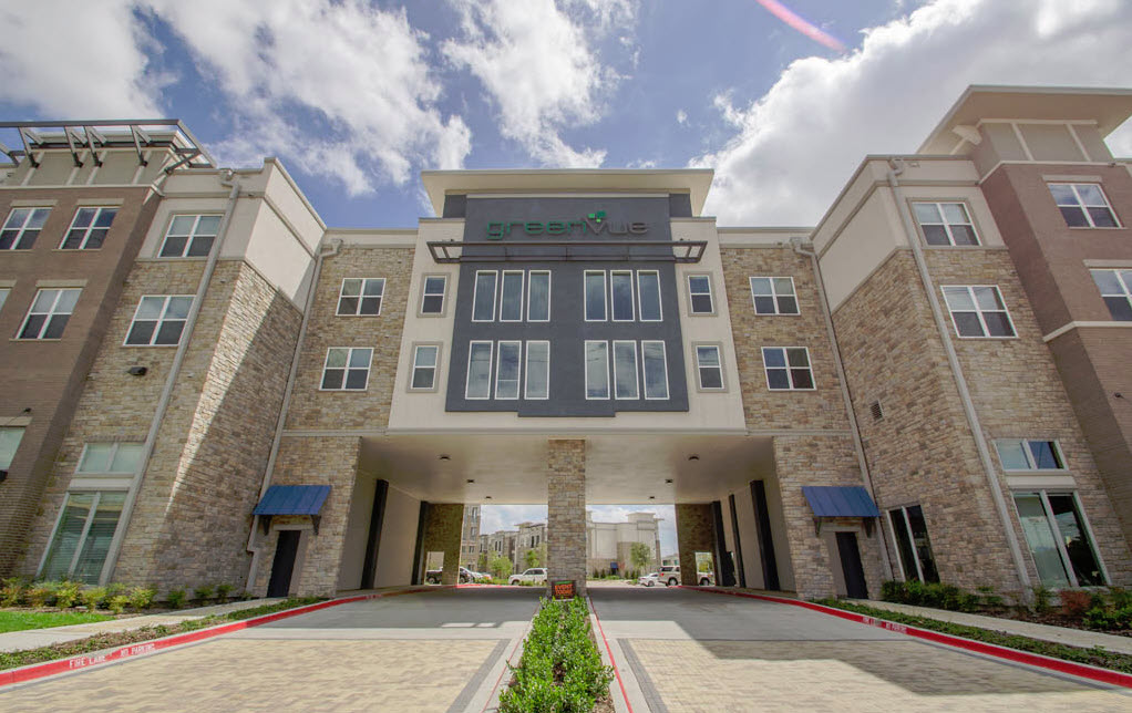 GreenVue Apartments Richardson TX