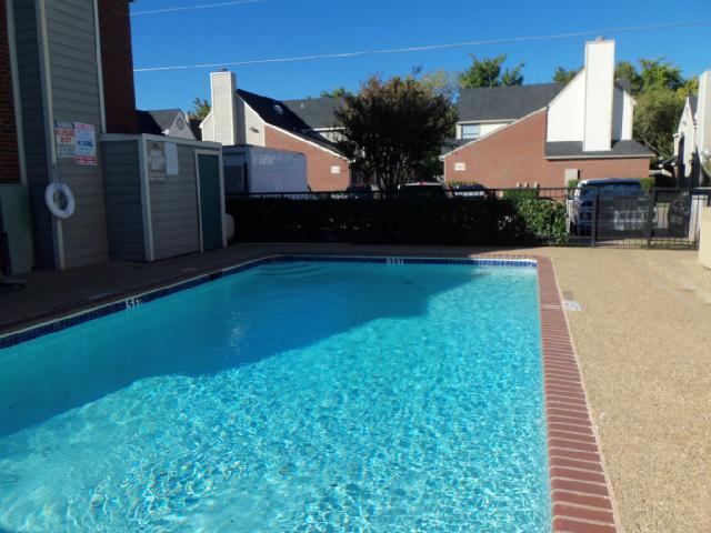 Pool at Listing #136386