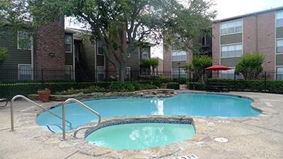 Pool at Listing #139946