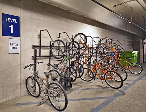 Bike Storage at Listing #151492