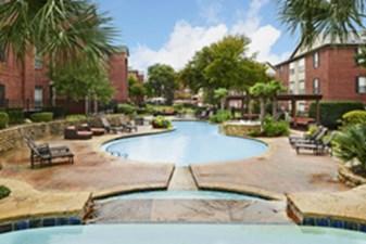 Pool at Listing #137698