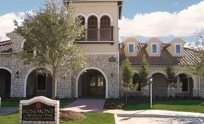 Rosemont at Highland Park Apartments San Antonio TX