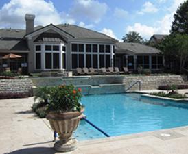 Pool at Listing #141363