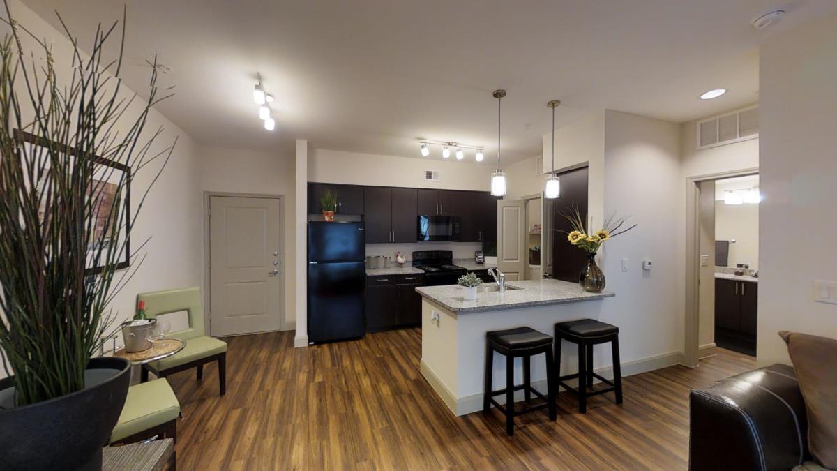 Kitchen at Listing #292765