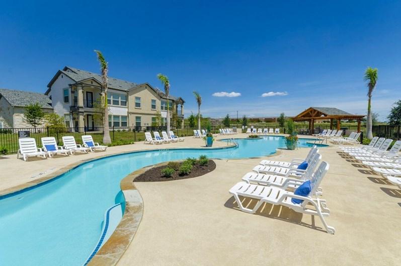 Mansions at Spring Creek Apartments