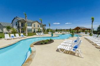 Pool at Listing #287875