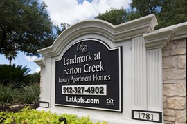 Landmark at Barton Creek Apartments Austin TX