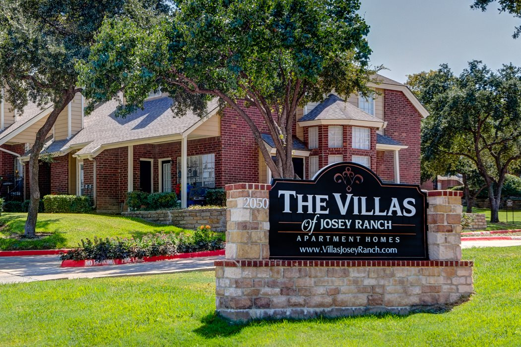 Villas of Josey Ranch Apartments Carrollton TX