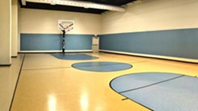 Gym at Listing #138956
