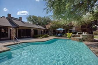 Pool at Listing #135677