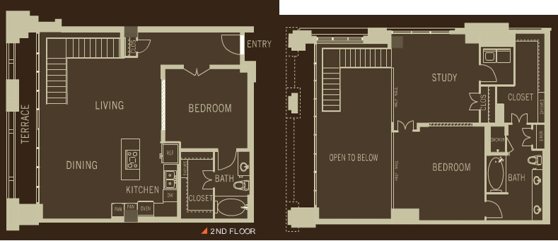 2,026 sq. ft. B8 floor plan