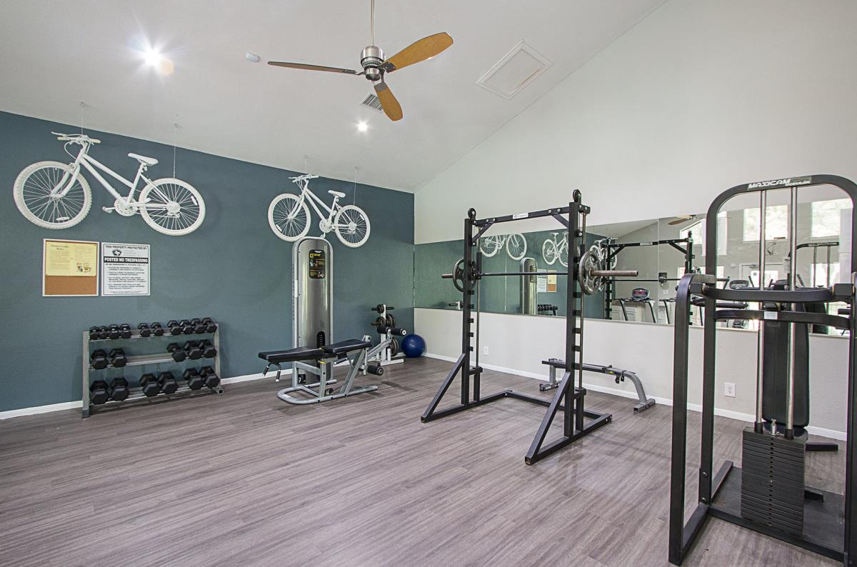 Fitness at Listing #140281