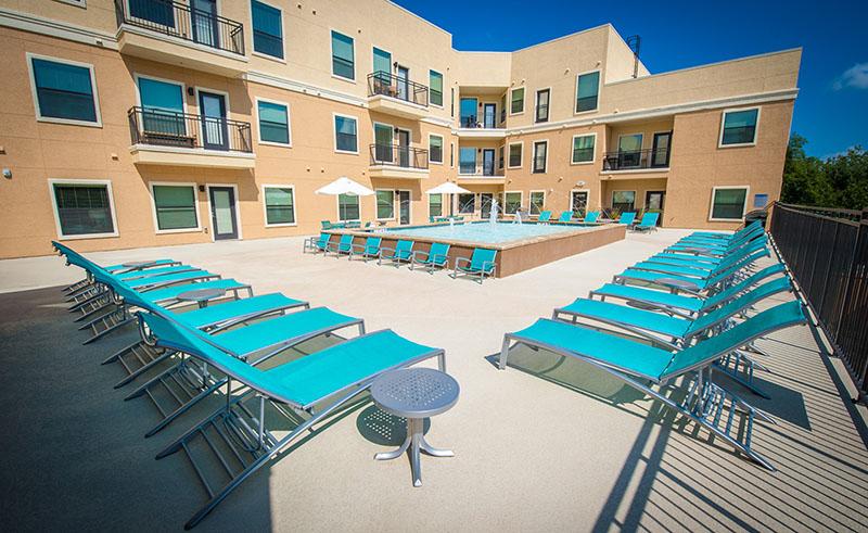Pool at Listing #153240