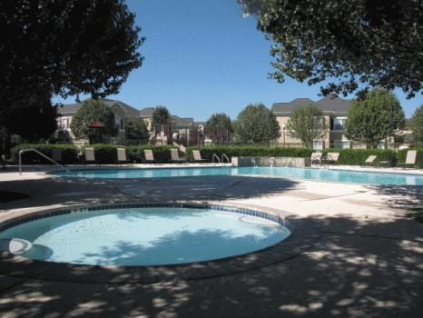 Pool at Listing #140780