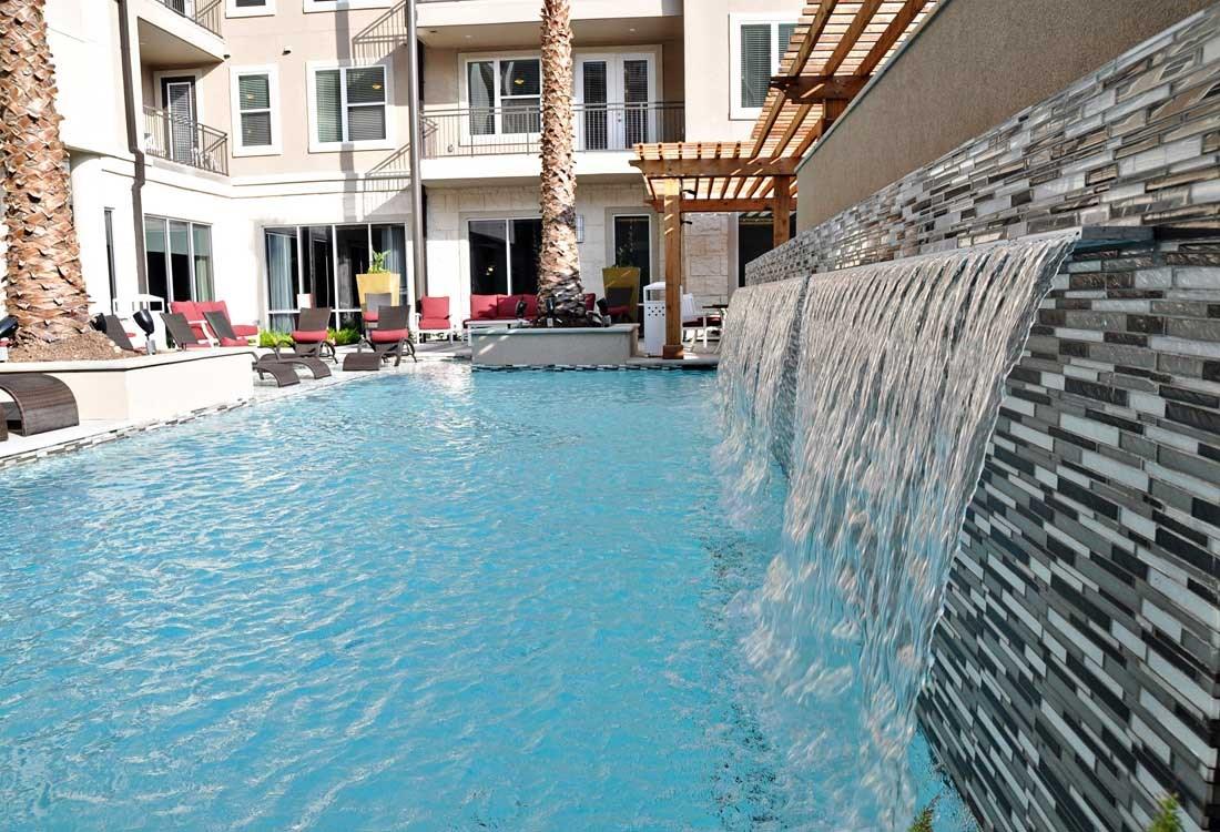 Pool at Listing #248262