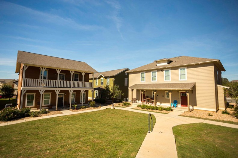 Cottages at San Marcos Apartments