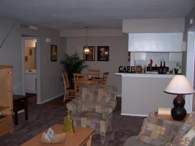 Living Area at Listing #139743