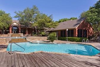 Pool at Listing #140474