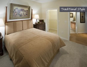 Bedroom at Listing #146158