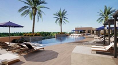 Pool at Listing #303057