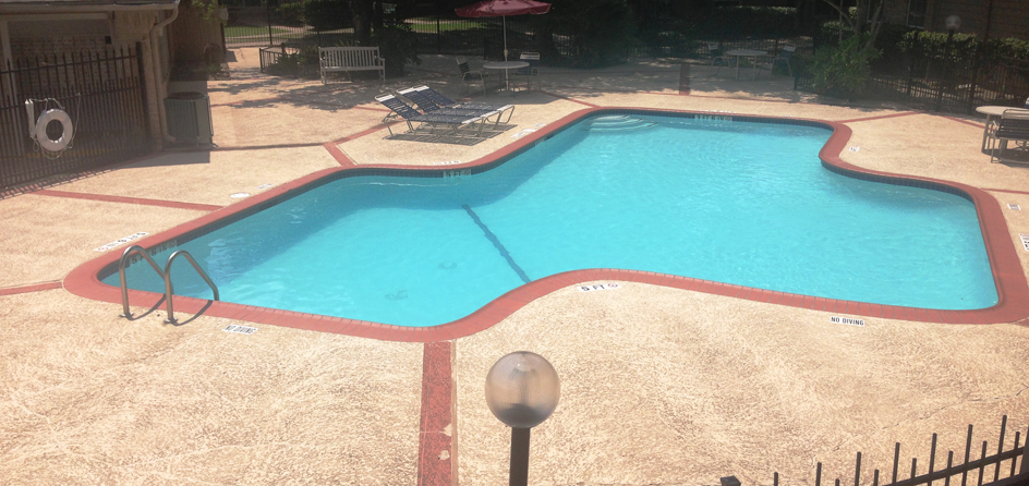Pool at Listing #139692