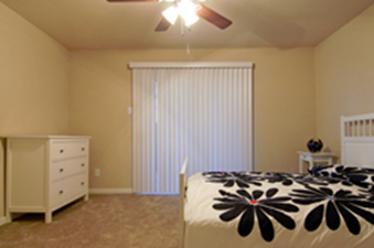 Bedroom at Listing #135759