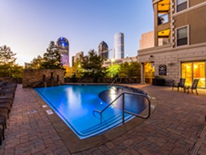 Pool at Listing #147712