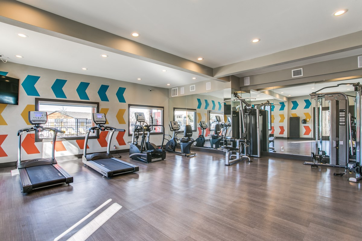 Fitness at Listing #137240