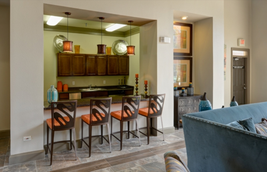 Clubhouse at Listing #137597