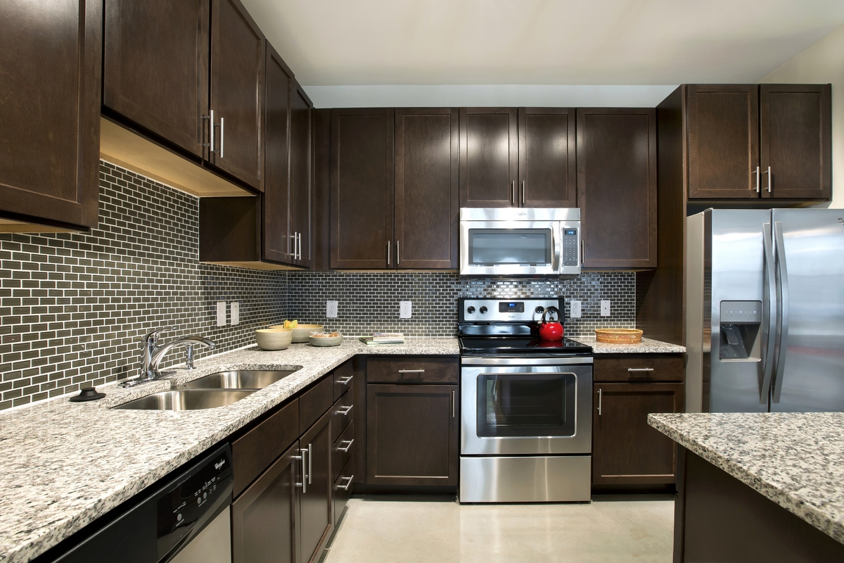 Kitchen at Listing #245761