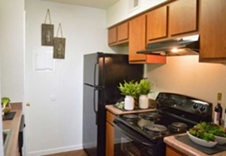 Kitchen at Listing #139956