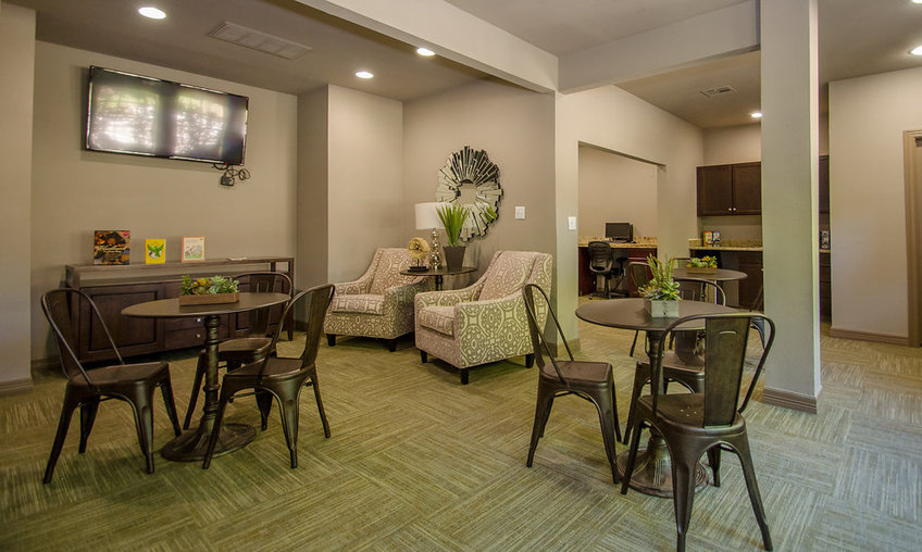Clubhouse at Listing #140146