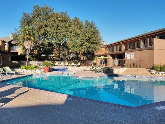 Pool at Listing #140891