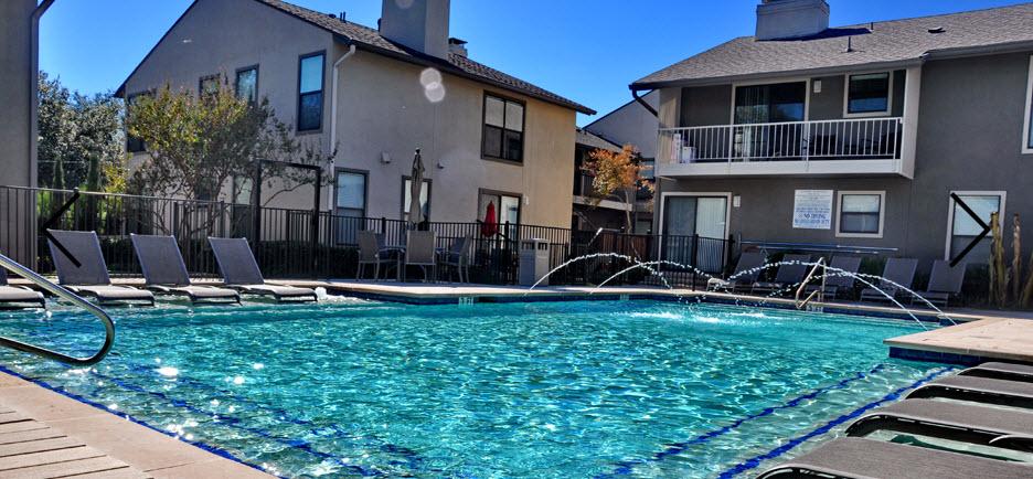 Pool at Listing #212923