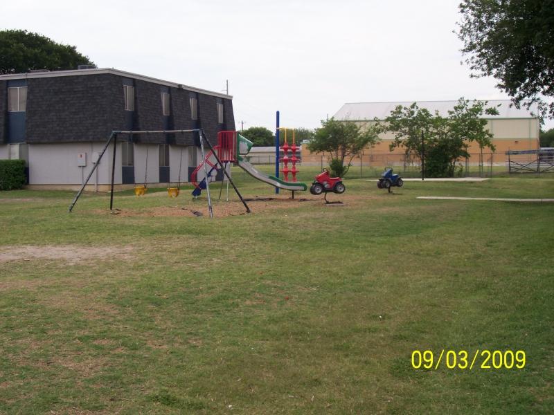Playground at Listing #140996
