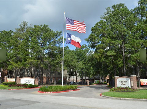 Mission Woods Apartments The Woodlands TX