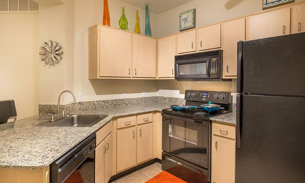Kitchen at Listing #145140