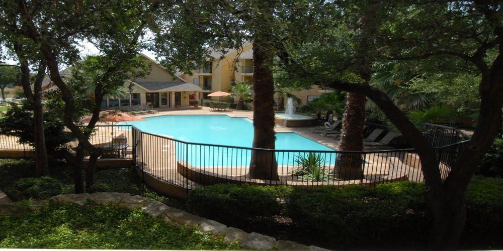 Pool at Listing #140402