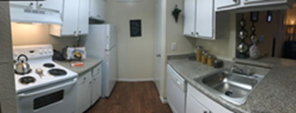 Kitchen at Listing #139825
