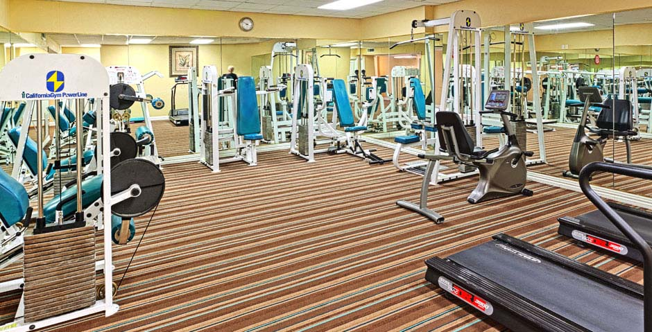 Fitness at Listing #138836