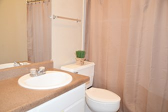 Bathroom at Listing #141218