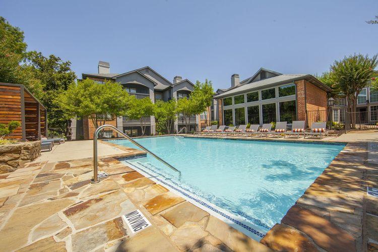 Pool at Listing #137755