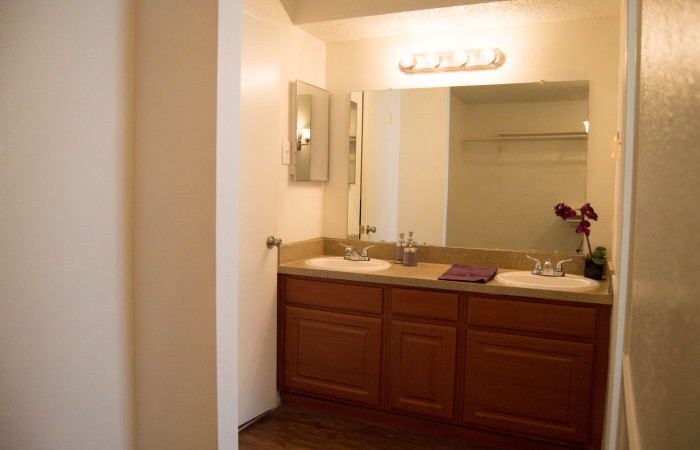 Bathroom at Listing #137399