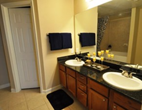 Bathroom at Listing #144669
