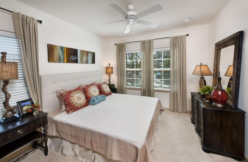 Bedroom at Listing #253222