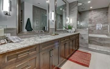 Bathroom at Listing #150412